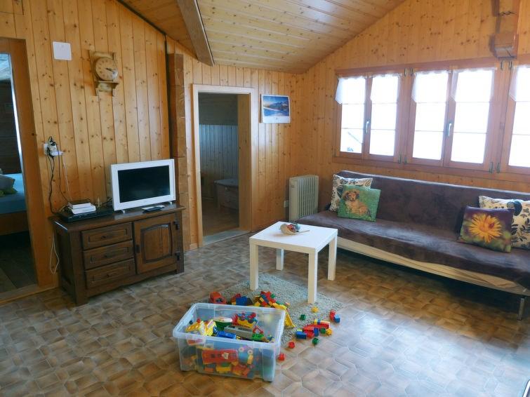 Location vacances Frutigen -  Appartement - 6 personnes -  - Photo N° 1
