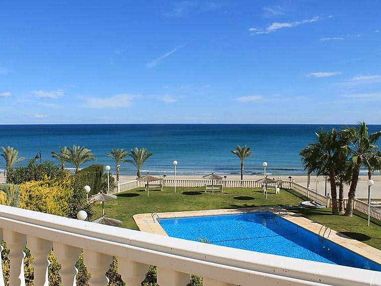 Location vacances el Campello -  Appartement - 6 personnes -  - Photo N° 1