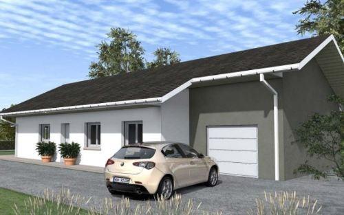 Maison  4 pièces + Terrain 1170 m² Rognaix par TRADITION LOGIS 74