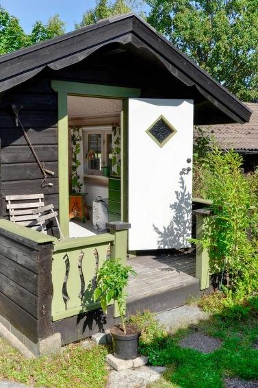Maison pour 7 à Rindö