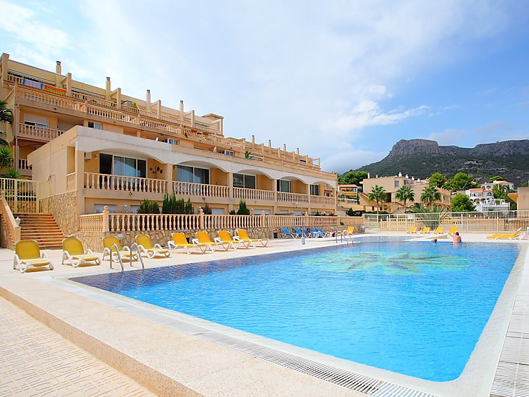 Location vacances Calp -  Appartement - 4 personnes -  - Photo N° 1