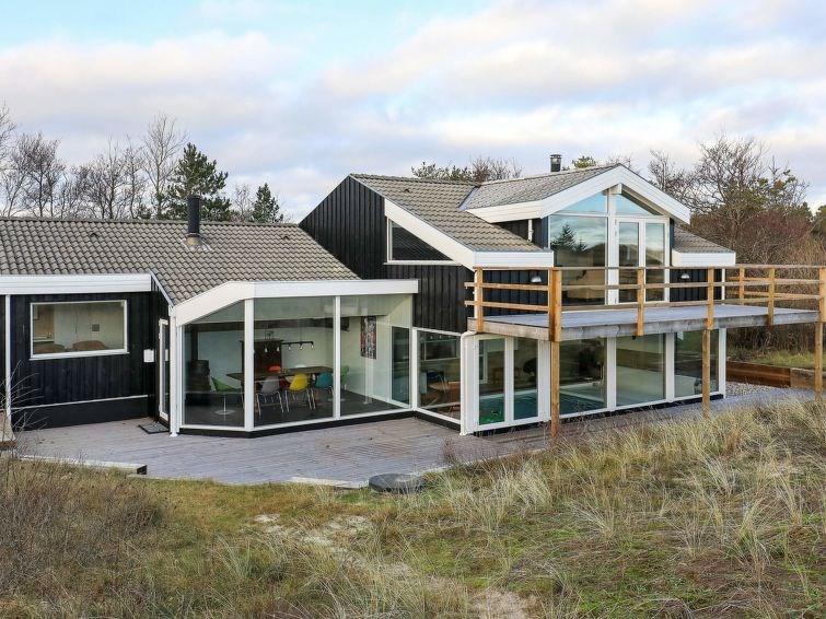 Studio pour 5 personnes à Ålbæk