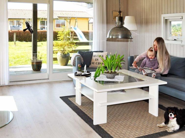 Studio pour 4 personnes à Børkop