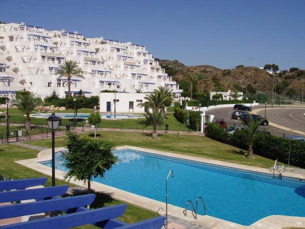 Location vacances Mojácar -  Appartement - 6 personnes - Chaise longue - Photo N° 1