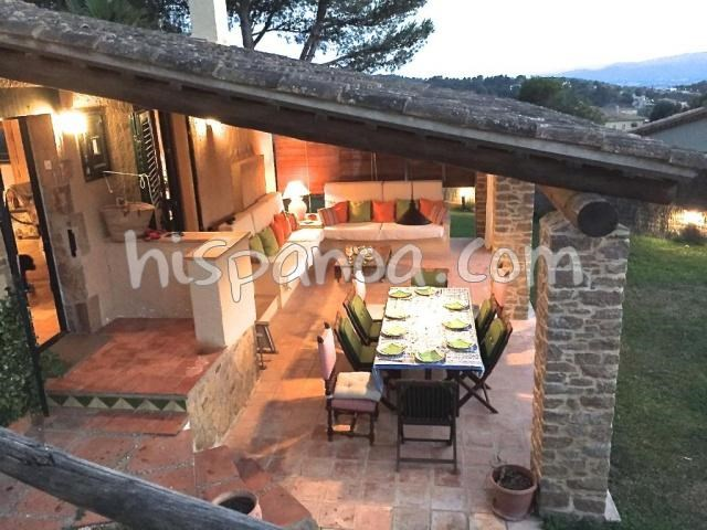Holiday rentals Begur - House - 6 persons - BBQ - Photo N° 1