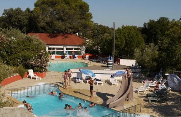 Location vacances Castries -  Maison - 2 personnes - Table de ping-pong - Photo N° 1