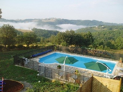 Location vacances Pampelonne -  Gite - 6 personnes - Barbecue - Photo N° 1