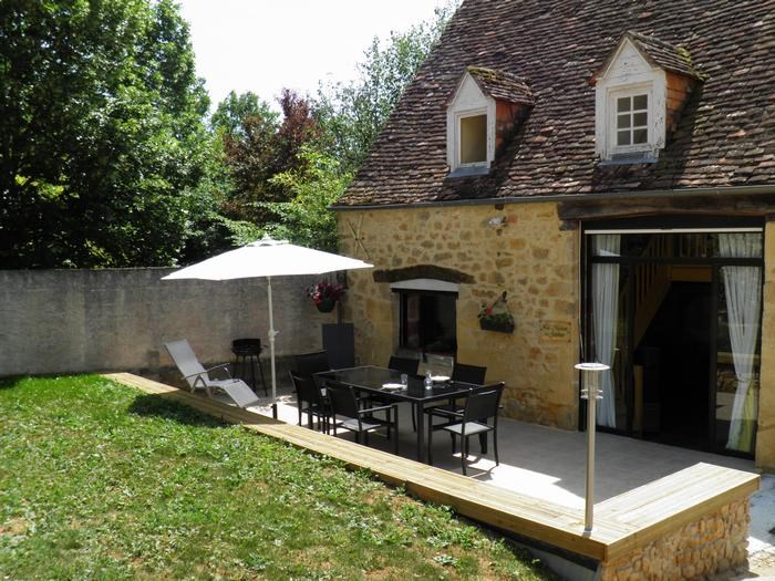 Location vacances Payrignac -  Maison - 4 personnes - Barbecue - Photo N° 1