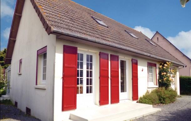 Location vacances Anneville-sur-Mer -  Maison - 4 personnes - Barbecue - Photo N° 1