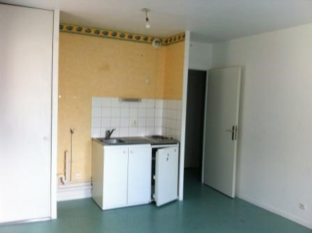 Location Studio 31m² Amiens