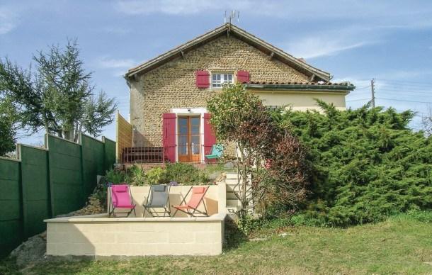 Location vacances Lahitte-Toupière -  Maison - 6 personnes - Barbecue - Photo N° 1