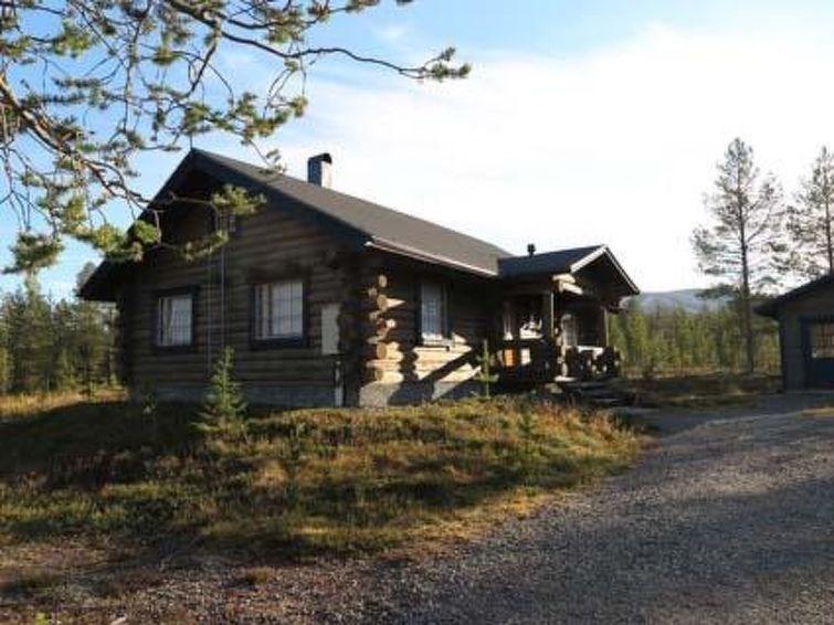 Studio pour 3 personnes à Äkäslompolo
