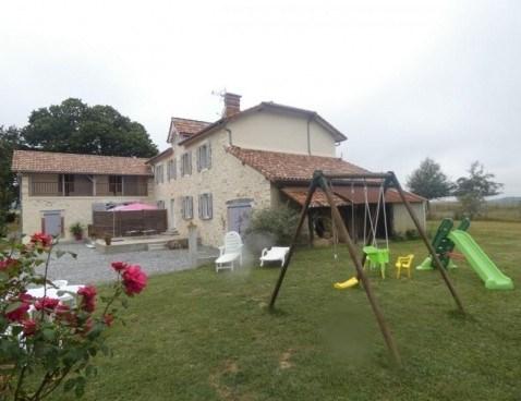 Location vacances Montsoué -  Maison - 4 personnes - Barbecue - Photo N° 1