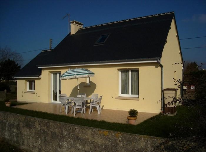 Holiday rentals Barneville-Carteret - House - 6 persons - BBQ - Photo N° 1