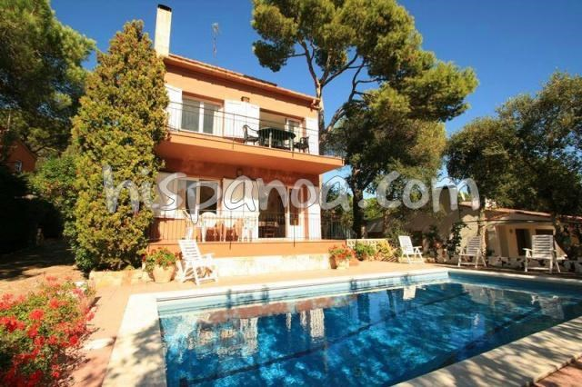 Location vacances Palafrugell -  Maison - 14 personnes - Barbecue - Photo N° 1