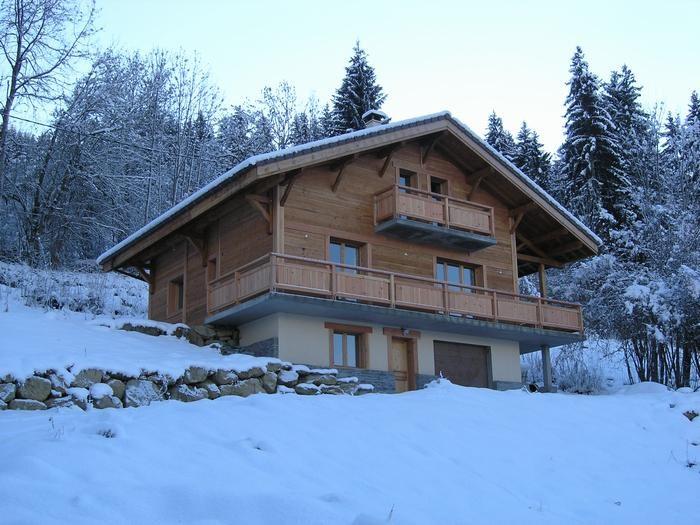 Location vacances Saint-Gervais-les-Bains -  Maison - 14 personnes - Barbecue - Photo N° 1