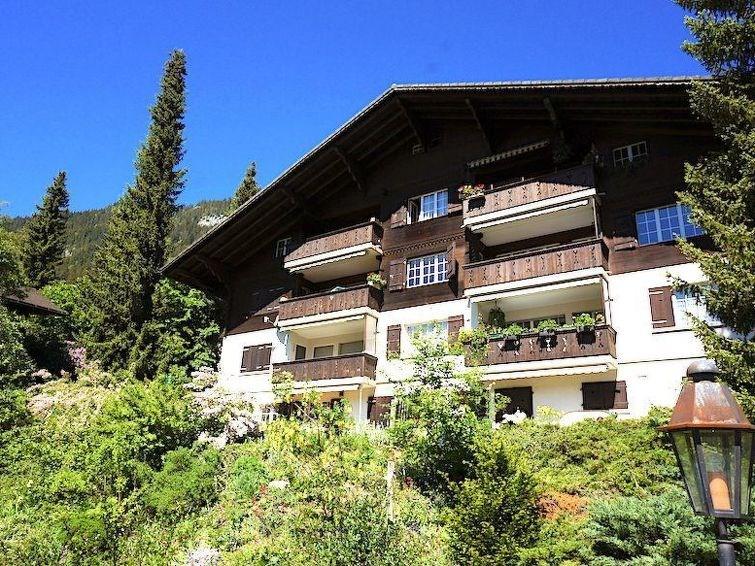 Location vacances Zweisimmen -  Appartement - 6 personnes -  - Photo N° 1