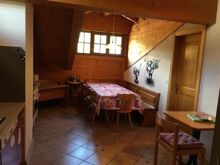 Location vacances Rossinière -  Appartement - 6 personnes -  - Photo N° 1