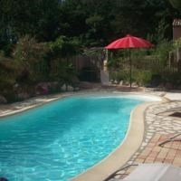 cottage 2 to 3 people south Ardeche swimming pool - Vagnas