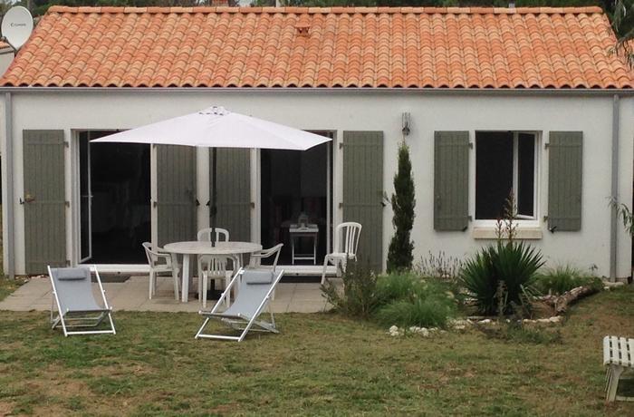 Location vacances Saint-Denis-d'Oléron -  Maison - 6 personnes - Jardin - Photo N° 1