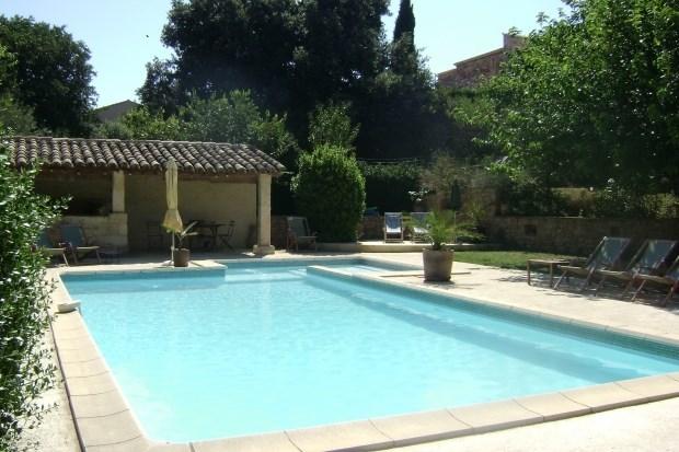 LA MAGNANERIE, la détente, la piscine ... - Saint Victor la Coste
