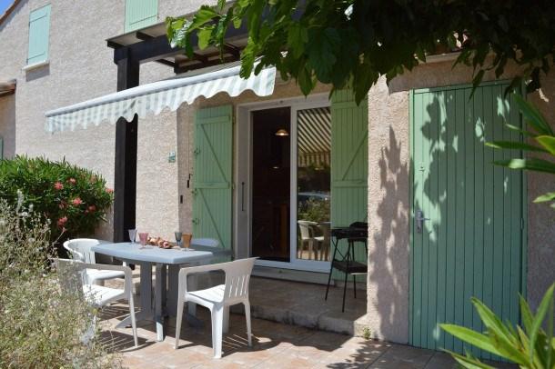 Location vacances Fleury -  Maison - 6 personnes - Télévision - Photo N° 1