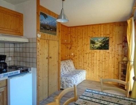 Location vacances Pralognan-la-Vanoise -  Appartement - 2 personnes - Ascenseur - Photo N° 1