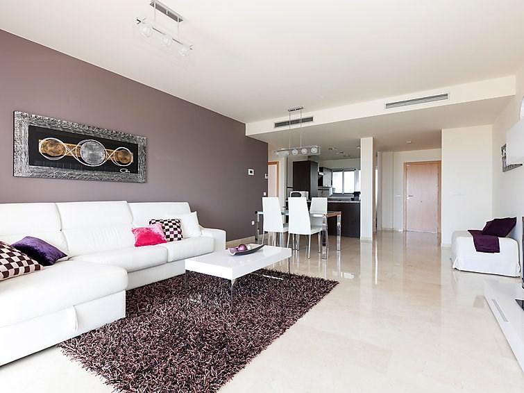 Appartement pour 3 personnes à Pego
