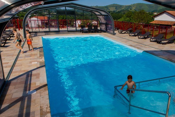 Larlapean - Hotellerie de Plein Air - Chalet LARLA