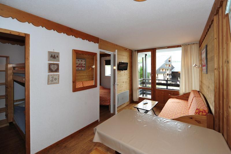 Appartement 2 pièces cabine 5 personnes (109)
