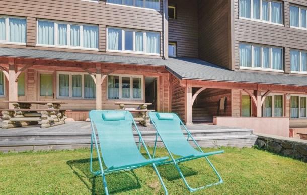 Location vacances Montgreleix -  Appartement - 2 personnes - Barbecue - Photo N° 1