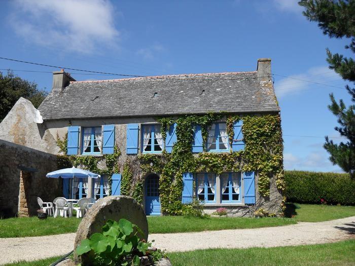 Location vacances Saint-Pol-de-Léon -  Maison - 8 personnes - Barbecue - Photo N° 1