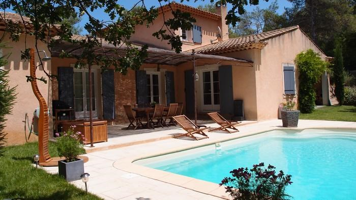 Holiday rentals Fuveau - House - 8 persons - BBQ - Photo N° 1