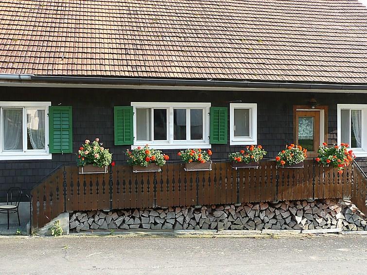 Studio pour 4 personnes à Hellbühl