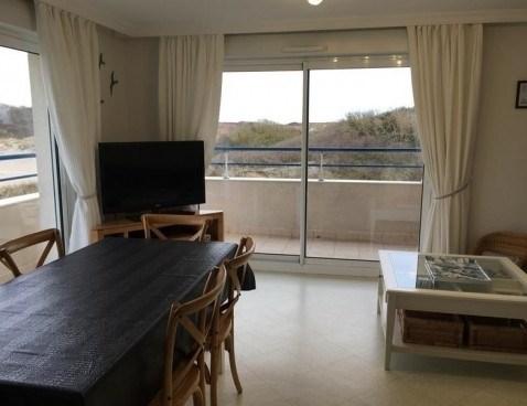 Location vacances Fort-Mahon-Plage -  Appartement - 6 personnes - Télévision - Photo N° 1
