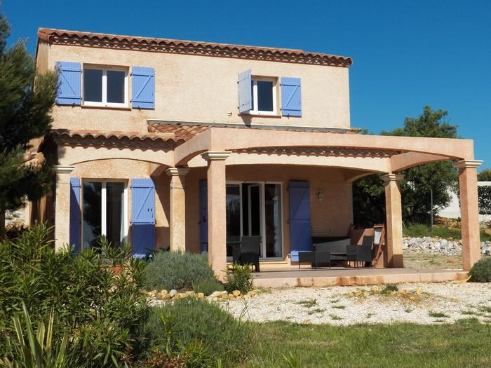 Holiday rentals La Palme - House - 8 persons - BBQ - Photo N° 1