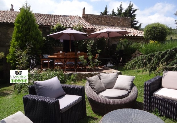 Location vacances Plats -  Gite - 8 personnes - Barbecue - Photo N° 1