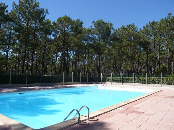 Location vacances Lacanau -  Appartement - 4 personnes - Télévision - Photo N° 1