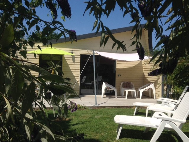 Holiday rentals Jullouville - House - 3 persons - BBQ - Photo N° 1