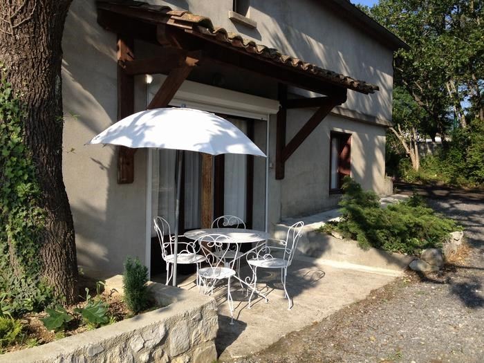 Location vacances Ruoms -  Gite - 4 personnes - Barbecue - Photo N° 1