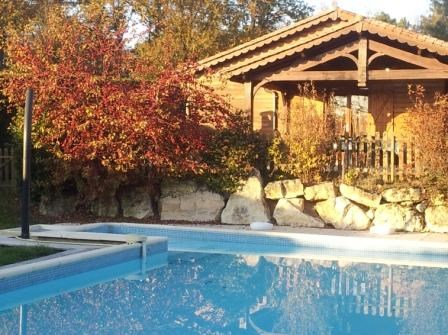 Location vacances Saint-Sauveur-Lalande -  Maison - 8 personnes - Barbecue - Photo N° 1