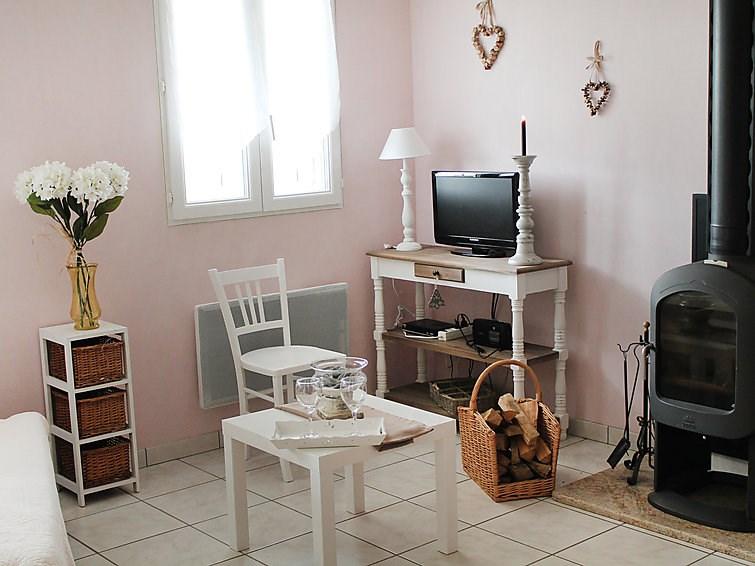 Maison pour 3 personnes à Monlet