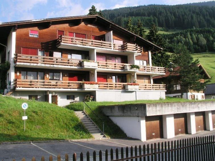 Location vacances Disentis/Mustér -  Appartement - 2 personnes -  - Photo N° 1