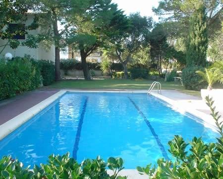 Appartement 6 pers avec piscine