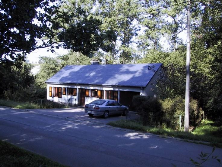 Een zalig plekje in het hart van de Ardennen