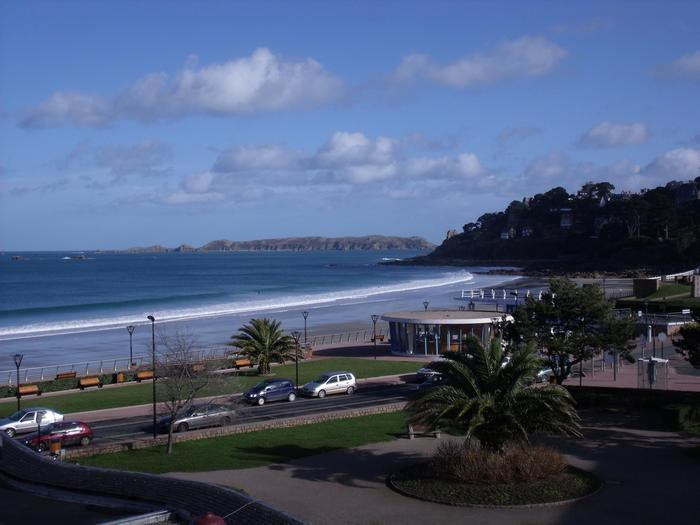 Holiday rentals Perros-Guirec - Apartment - 4 persons - Deck chair - Photo N° 1
