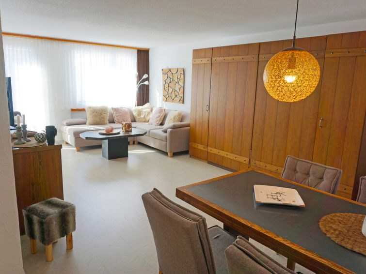 Appartement pour 2 personnes à Lenzerheide