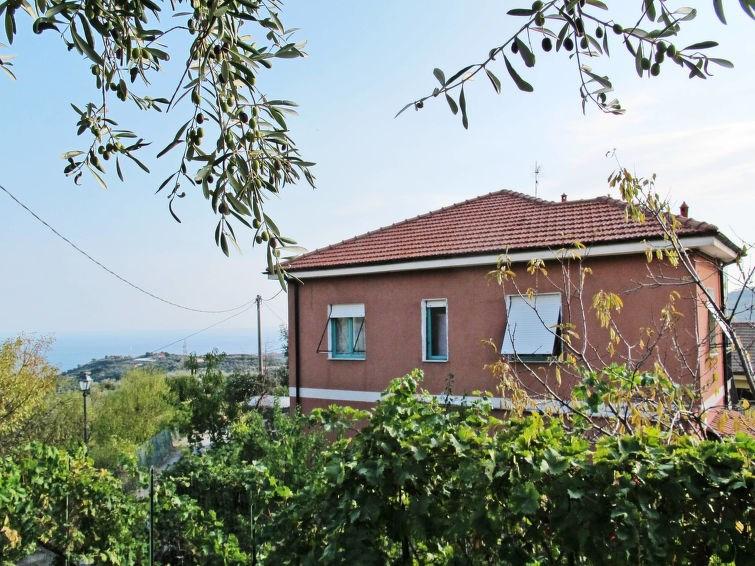 Appartement pour 3 personnes à Civezza