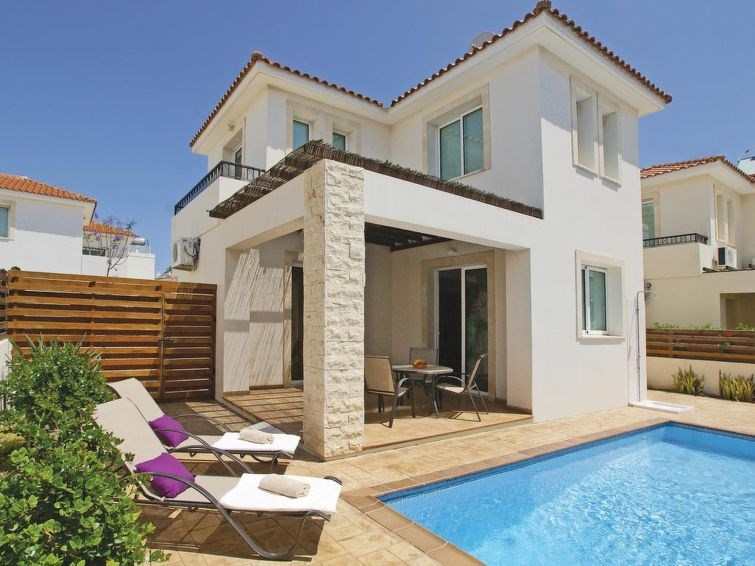 Location vacances Paralimni -  Maison - 5 personnes -  - Photo N° 1