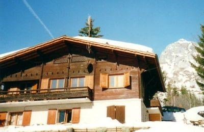 Holiday rentals Le Grand-Bornand - House - 13 persons - Garden furniture - Photo N° 1